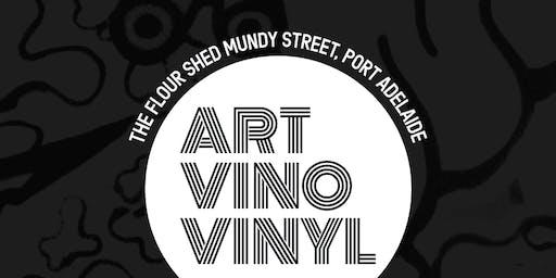 Art, Vino & Vinyl