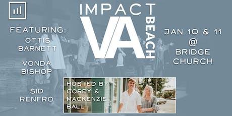 Impact Virginia Beach tickets