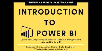 BDAC Power BI Workshop - AS sign-in
