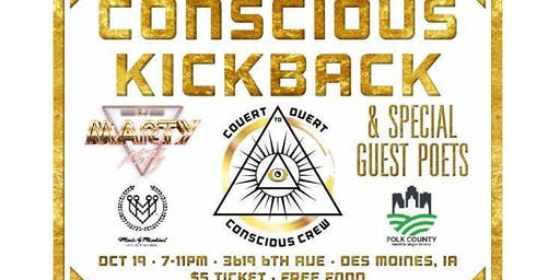 Conscious Kickback 3
