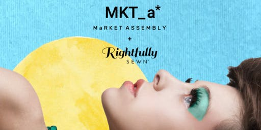 Party on Purpose by MaRKET ASSEMBLY + RIGHTFULLY SEWN