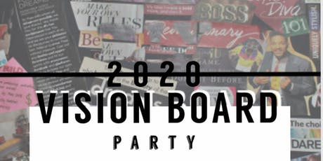 Luwamé VISION BOARD PARTY tickets