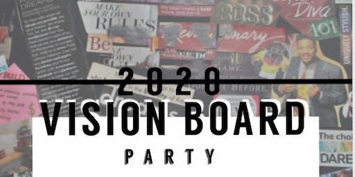Luwamé VISION BOARD PARTY