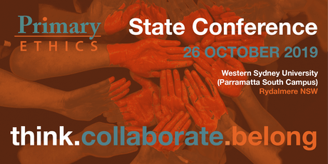 Primary Ethics  State Conference 2019 tickets