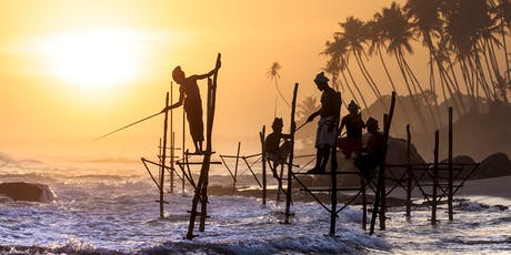 Sri Lankan Seafood with Kumar tickets