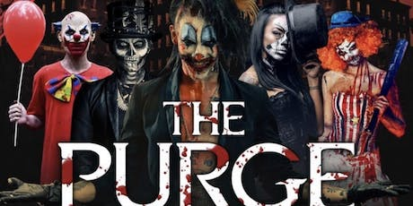 The Purge Halloween party  tickets