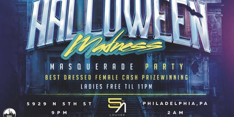 Boss Nation & Knight Promotions Present Halloween Madness Masquerade Party tickets