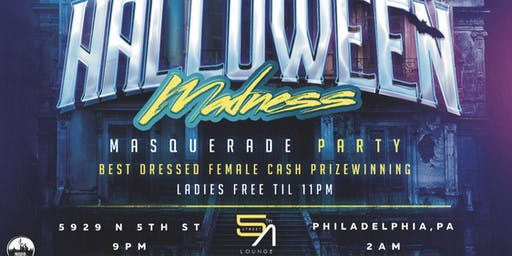 Boss Nation & Knight Promotions Present Halloween Madness Masquerade Party