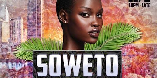 Soweto Saturdays: A Premium Afro-Fusion Experience @321 Lounge
