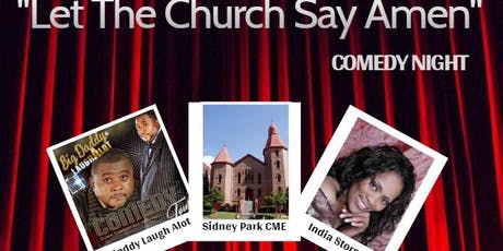 """""""Let The Church Say Amen"""" tickets"""