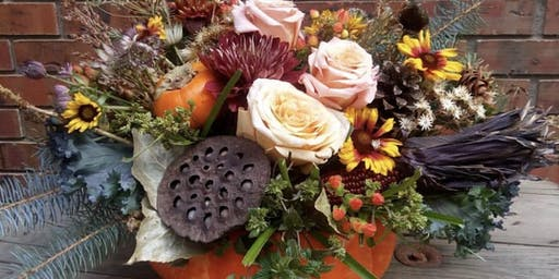 Thanksgiving Centerpeice Workshop