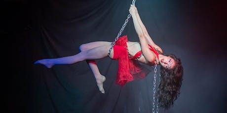 Secret Circus: An Aerial Spectacular tickets