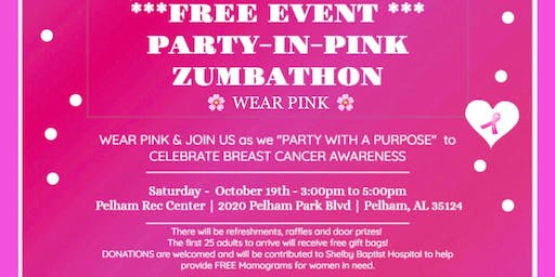 """My Pink Party 2019"""