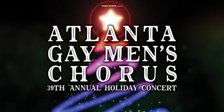 AGMC 39th Annual Holiday Concert - Friday, Dec 6, 8 PM tickets