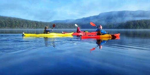 Three Views Hike & Easy Paddle ~ Kangaroo Valley Full Day // Sun 19th Jan