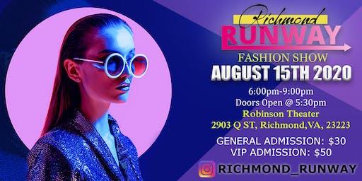 Richmond Runway Fashion Show