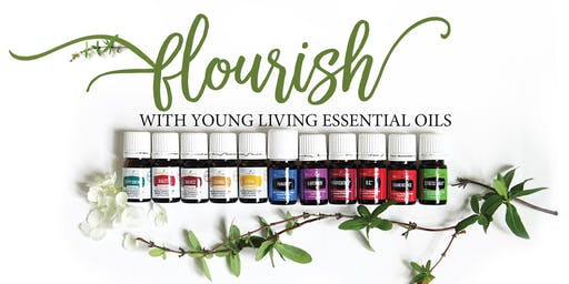 Flourish with Essential Oils