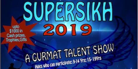 SUPERSIKH 2019 tickets