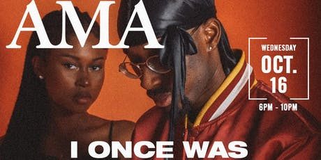 Ama - I Once Was - Album Listening Party tickets