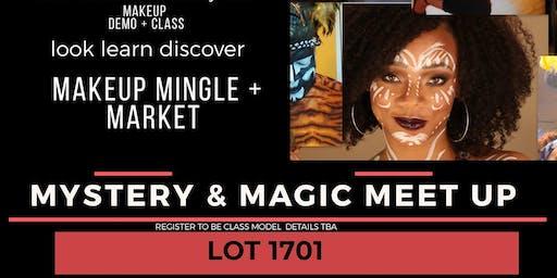 Mystery & Magic Meetup