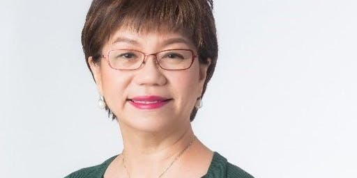 Master's Tea with Ms Denise Phua