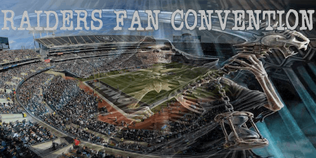 Raiders Fan Convention Oakland tickets