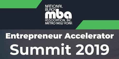 Entrepreneur Accelerator Summit '19 tickets