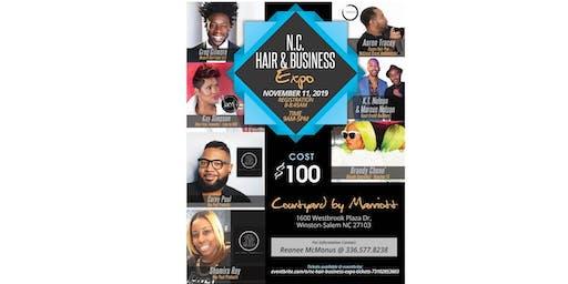 N.C. Hair & Business  Expo