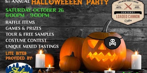 1st Annual Halloween Party