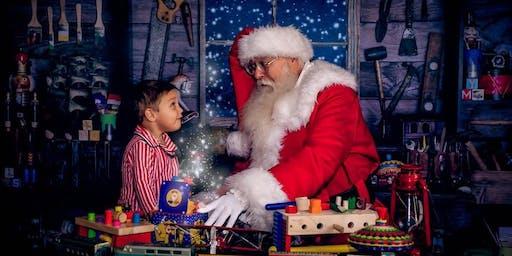Santa's Workshop (With Santa)