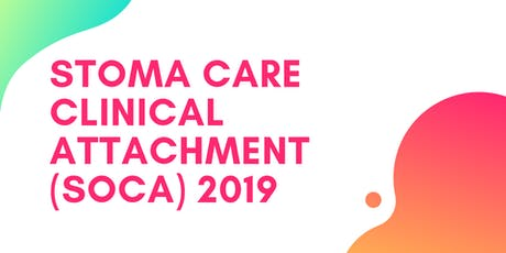 Stoma Care Clinical Attachment (SoCA) 2019 tickets
