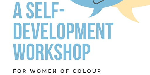 Self-Development Workshop - For WOC