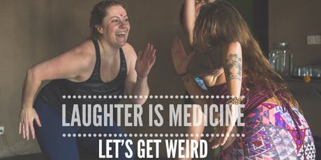 Sattva Yoga: Laughter as Medicine tickets