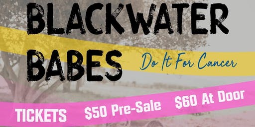 Blackwater Babes Do It For Cancer