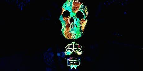 Day of the Dead Blacklight Mayan Ceremony tickets