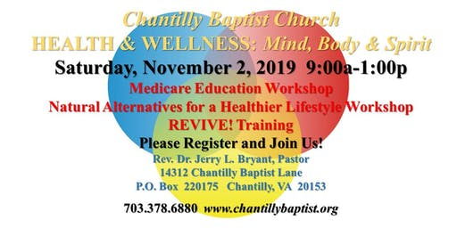 Health and Wellness: Mind, Body, Spirit