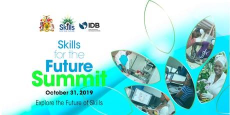 Skills for the Future Summit tickets