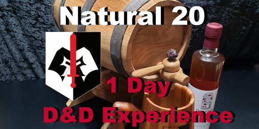 D&D - The 1 Day Immersive Experience