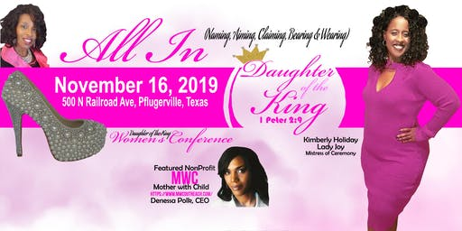 All In - The King's Daughter Women's Conference