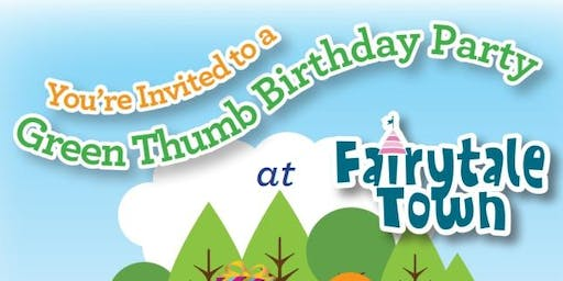 Zaid's Birthday Party at Fairytale Town (Private Party)