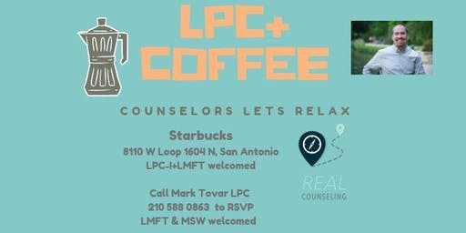 COFFEE and LPC'S: Professional Counseling Social