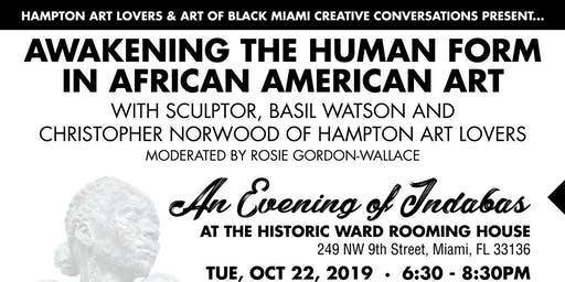 Awakening the Human Form in African American Art with Sculptor Basil Watson