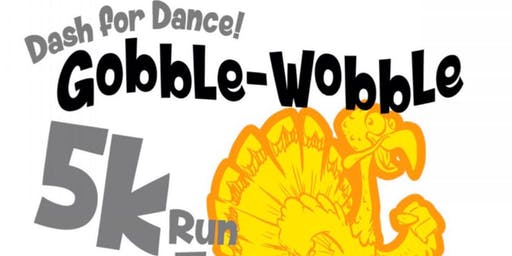 2nd Annual Gobble Wobble 3k walk 5K run