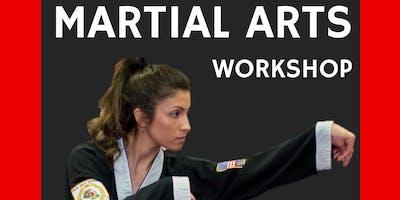Intro to Martial Arts
