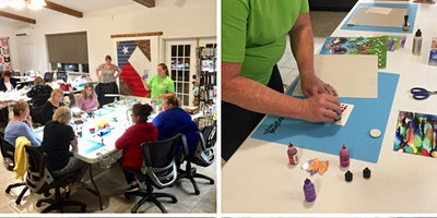 Wimberley Art and Soul Crafting/Scrapbooking/Quilting Retreat