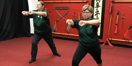 Saturday Morning Tai Chi Qigong Workshops tickets