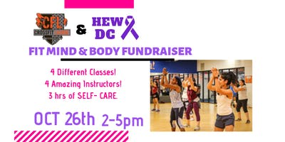 Fall Fit Body & Mind Expo Fundraiser