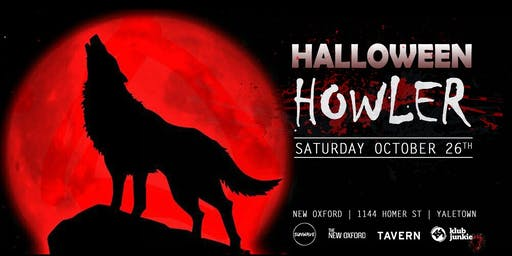Halloween Howler : 2 Rooms : New Oxford + Tavern