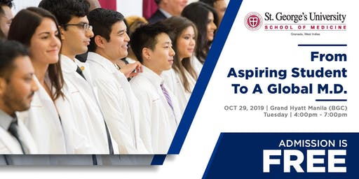 Free Information Session | St. George's University - Philippines