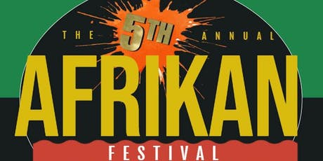 5th Annual Afrikan Konciousness Koalition Festival tickets